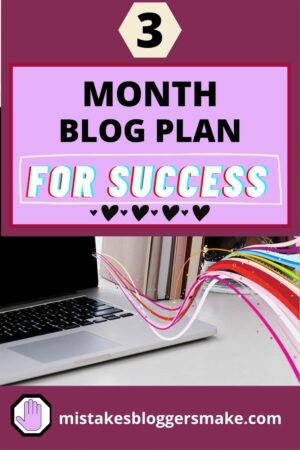 3-month-blog-plan-for-success