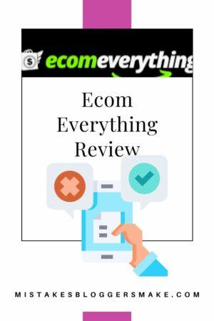 Ecom-everything-Review