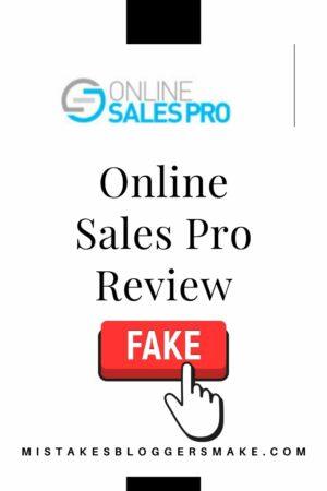 Online Sales Pro Review