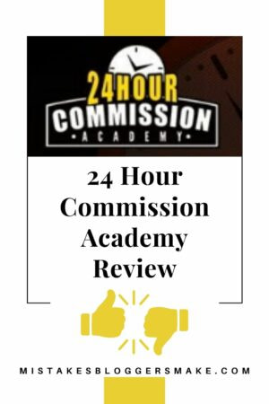 24 hour commission academy review