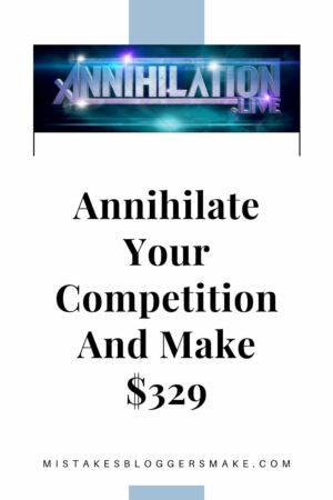 Annihilate Review