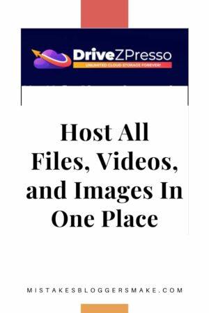 DriveZPresso Hosting