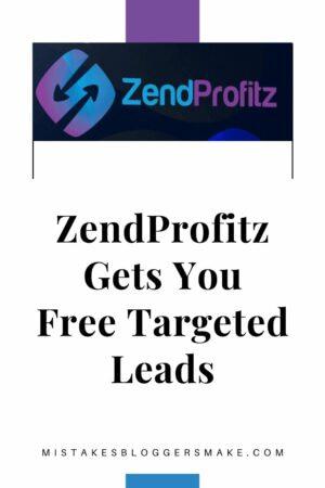 ZendProfitz- Free Targeted Leads