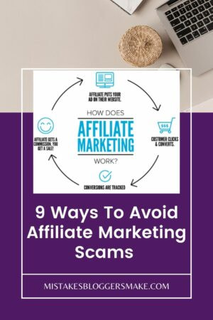 9 Ways To Avoid Affiliate Marketing Scams