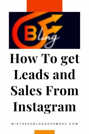 How To Get Leads and Sales From Instagram