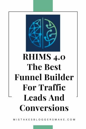 RHIMS 4.0 The Best Funnel Builder For Traffic Leads And Conversions