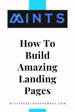 Mints How To Build Amazing Landing Pages