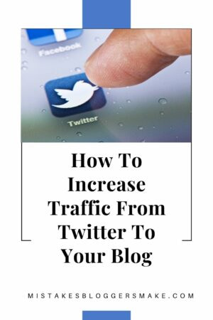 How To Increase Traffic From Twitter To Your Blog