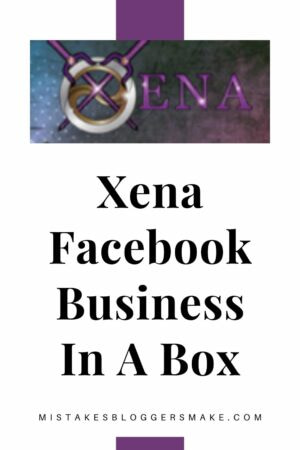 Xena Facebook Business In A Box
