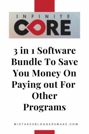 3 in 1 software bundle to save money on paying out for other programs