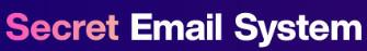 Secret-Email-System-Logo
