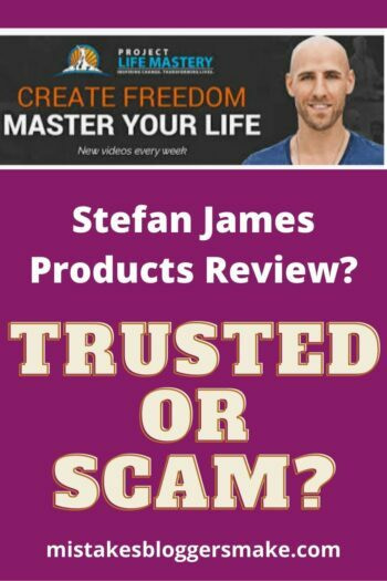 Stefan James Products Review