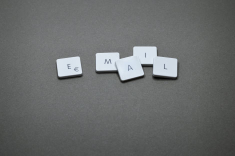 square-tiles-spelling-out-e mail