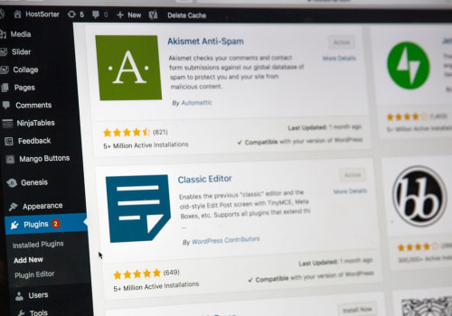 compute- screen-showing-the- wordpress-back-office